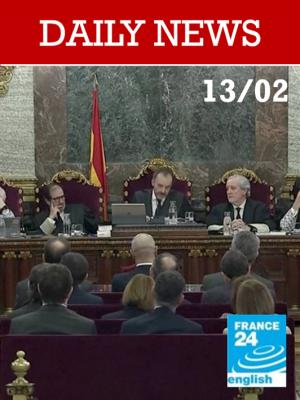 Espagne : Ouverture du procès controversé des 12 séparatistes Catalans