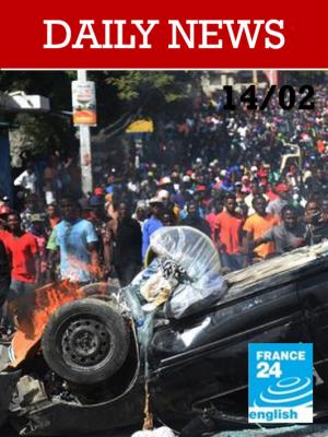Haïti : 6 morts suite à des manifestations contre le Président