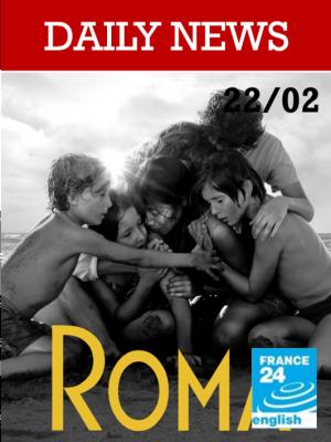 """Netflix sur la route des Oscars avec le film """"Roma"""""""