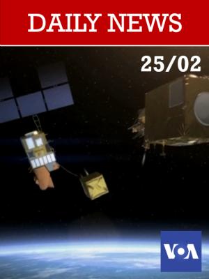 Airbus se lance dans le nettoyage de l'espace