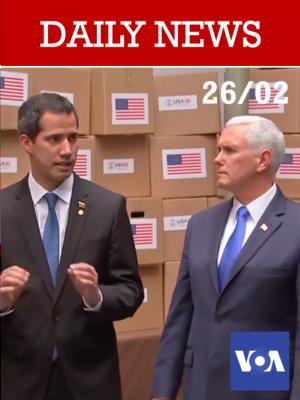 Venezuela : l'aide des États-Unis, source des violences ?
