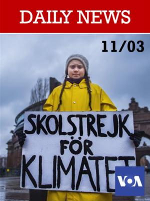 Climat : une grève scolaire mondiale se prépare pour vendredi