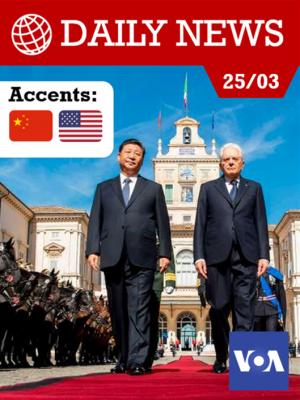 Route de la Soie : accord entre la Chine et l'Italie
