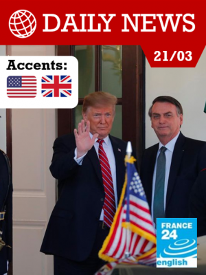 Donald Trump et Jair Bolsonaro affichent leurs convergences