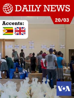 Cyclone Idai : les Zimbabwéens s'unissent pour venir en aide aux victimes