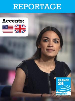 Alexandria Ocasio-Cortez, la nouvelle star du Congrès américain