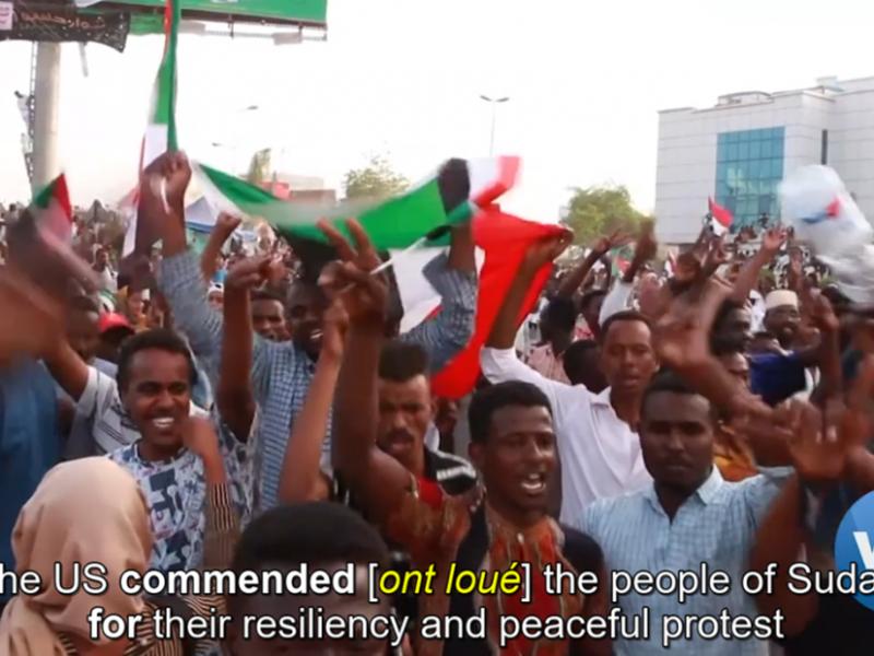 Après la chute d'Omar Al-Bachir, la confusion règne au Soudan