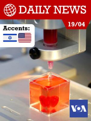 Des scientifiques israéliens impriment un cœur en 3D à partir de tissus humains
