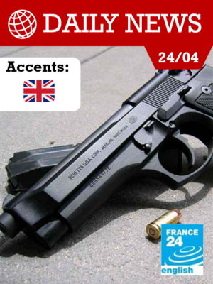 Italie : une nouvelle loi autorise les armes à feu en cas de légitime défense