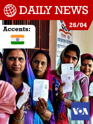 Élections législatives indiennes : les femmes tentent d'obtenir plus de sièges au parlement