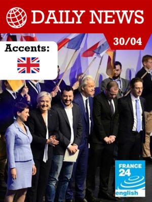 Image de couverture Élections : la grande alliance des partis nationalistes européens est-elle un mirage ?