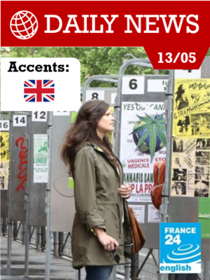 Elections européennes: Lancement de la campagne officielle