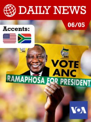 En Afrique du Sud, l'ANC favori des élections malgré les scandales de corruption