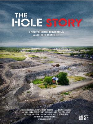 Image de couverture The Hole Story