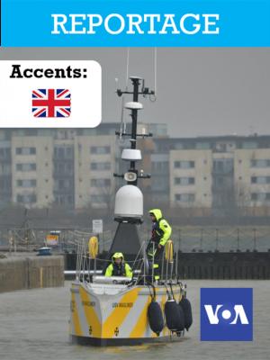 USV Maxlimer: le premier bateau à traverser l'atlantique sans équipage?