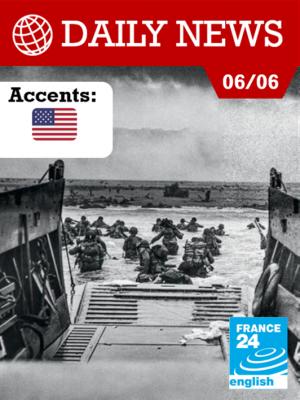 Image de couverture 75e anniversaire du Débarquement : Rencontre avec un ancien soldat