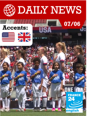 Image de couverture Le football féminin: un sport ancré dans la culture américaine