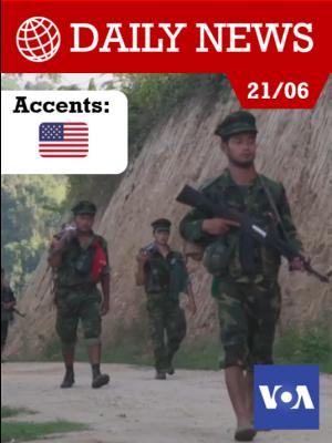 Myanmar: la crise oubliée dans l'État Kachin
