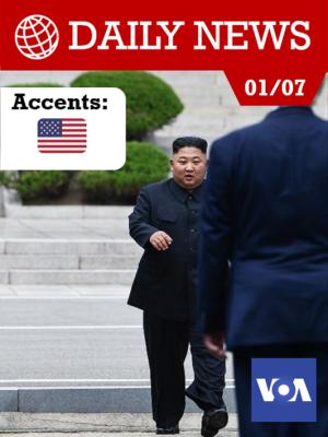 Donald Trump fait une entrée historique en Corée du Nord