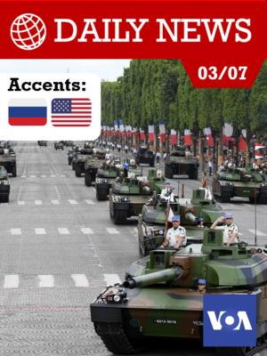 July 4th: Donald Trump veut un défilé militaire comme à Paris