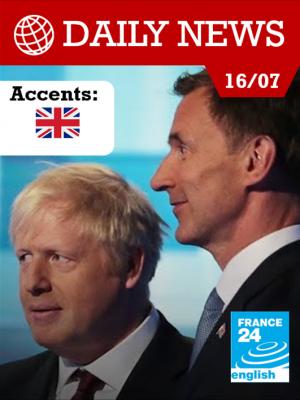 Johnson et Hunt s'affrontent dans un débat télévisé