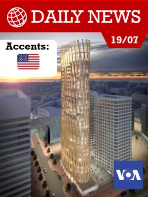 Le plus haut gratte-ciel en bois pourrait voir le jour à Londres