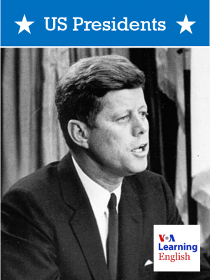 Image de couverture America's Presidents - John F. Kennedy
