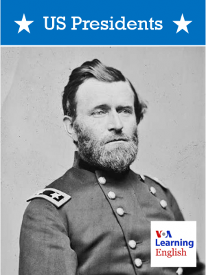 Image de couverture America's Presidents - Ulysses Grant