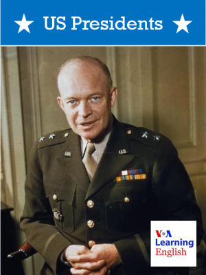 Image de couverture  America's Presidents - Dwight D. Eisenhower