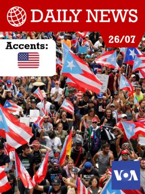 Le gouverneur de Porto Rico démissionne, après deux semaines de manifestations
