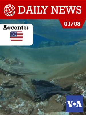 Les fonds marins grecs totalement recouverts de plastiques