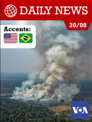 Le gouvernement brésilien défend son action en Amazonie
