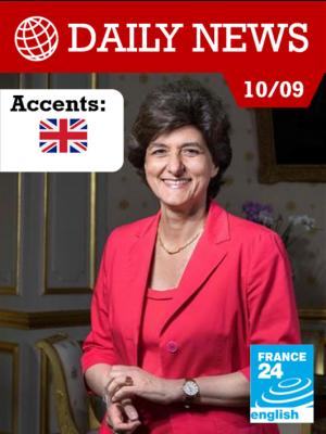 Image de couverture Qui est Sylvie Goulard, la nouvelle commissaire européenne?
