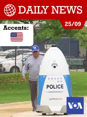 La police californienne fait patrouiller des Robocops