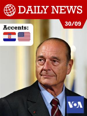 Les Français rendent hommage à Jacques Chirac