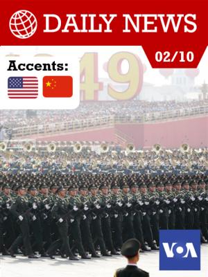 Chine: Démonstration de force pour les 70 ans du régime et répression à Hong-Kong