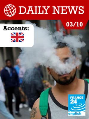 E-cigarette : quelle mystérieuse maladie touche des vapoteurs aux Etats-Unis ?