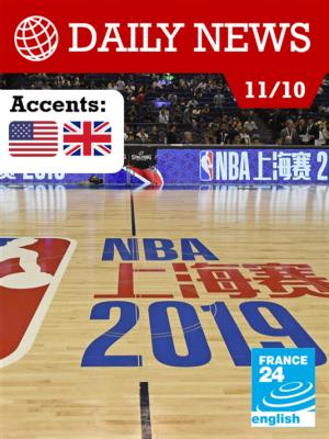 La NBA au coeur d'une crise diplomatique entre la Chine et les Etats-Unis