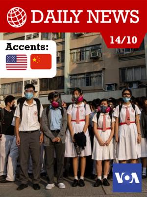 Hong Kong: les adolescents en première ligne