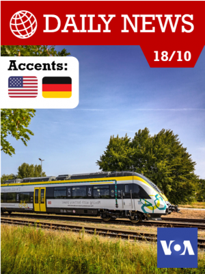 Allemagne: un plan climat qui fait la part belle au rail