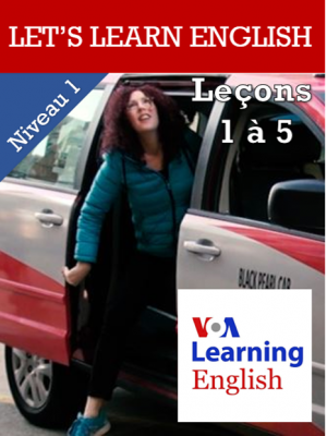 Let's Learn English Niveau 1 - Leçons 1 à 5
