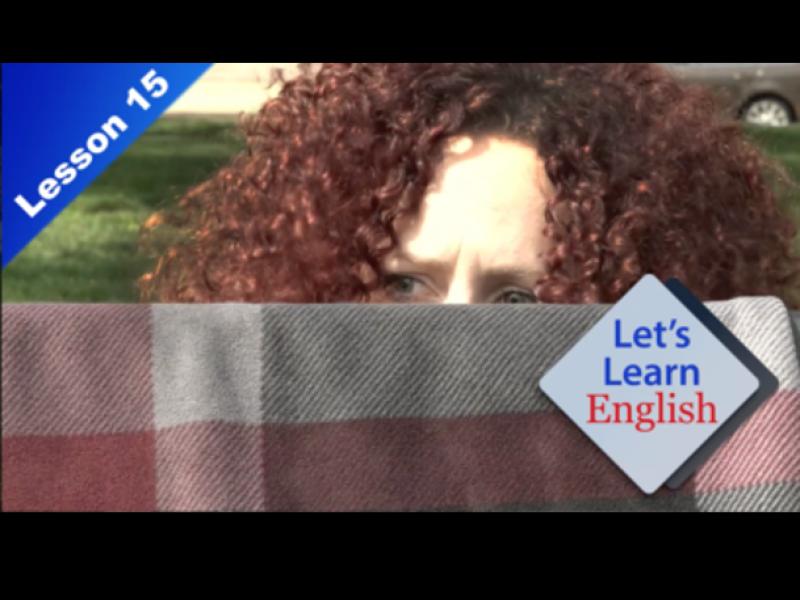 Leçon 15 : I Love People-Watching!