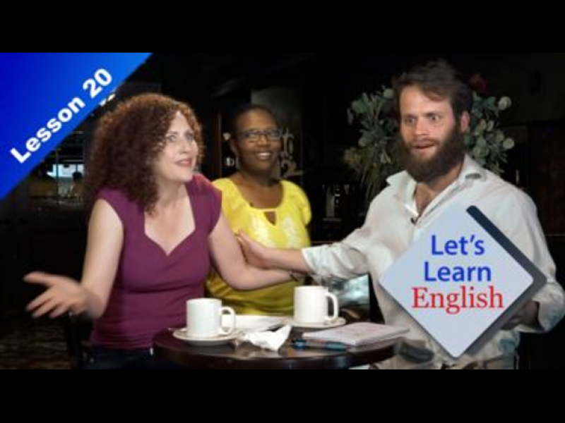 Leçon 20: What Can You Do?