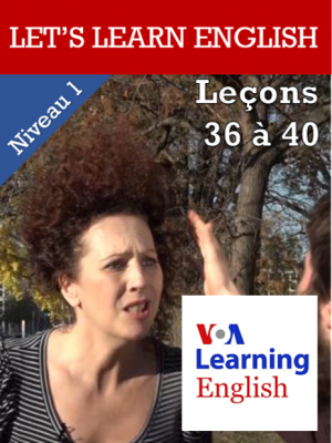 Let's Learn English Niveau 1 - Leçons 36 à 40