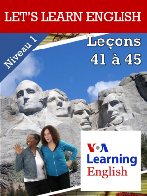Let's Learn English Niveau 1 - Leçons 41 à 45