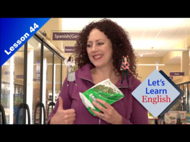 Leçon 44: Making Healthy Choices