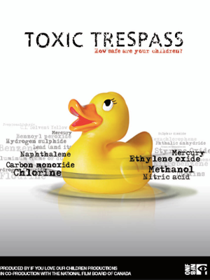 Image de couverture Toxic Trespass
