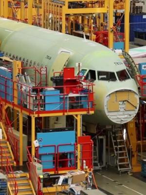 Ajusteur-monteur aéronautique