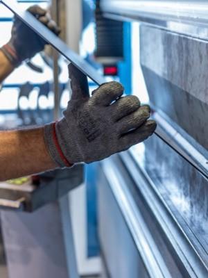 Métiers du travail des métaux