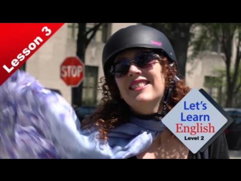 Leçon 3: He Said - She Said